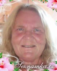 žena, 63 let, Mělník