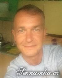 muž, 45 let, Karlovy Vary