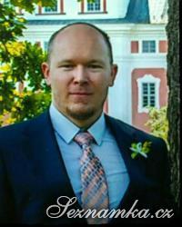 muž, 31 let, Rychnov n. Kněžnou