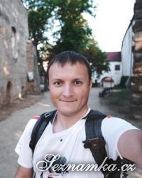 muž, 31 let, České Budějovice