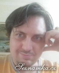 muž, 43 let, Bohumín