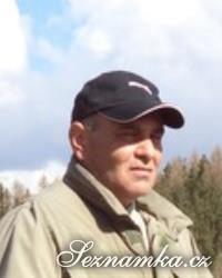 muž, 56 let, Kladno