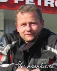 muž, 53 let, Praha