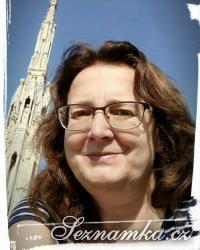 žena, 52 let, Brno