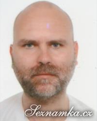 muž, 45 let, Brno
