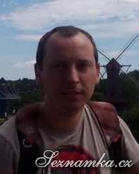 muž, 35 let, Olomouc