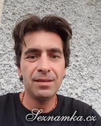muž, 41 let, Žďár nad Sázavou