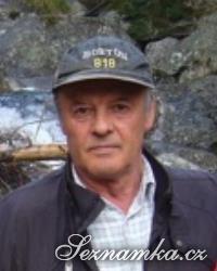 muž, 65 let, Brno