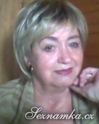 žena, 69 let, Hlučín