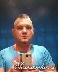 muž, 41 let, Chomutov