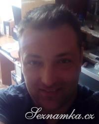 muž, 39 let, Ostrava