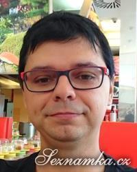 muž, 34 let, Děčín