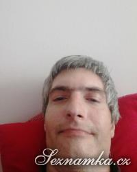 muž, 40 let, Praha