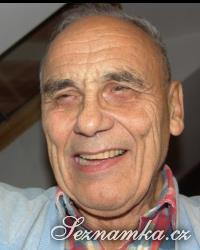 muž, 78 let, Praha