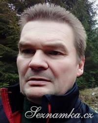 muž, 46 let, Jindřichův Hradec
