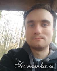 muž, 28 let, Plzeň