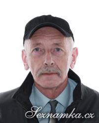 muž, 66 let, Hradec Králové