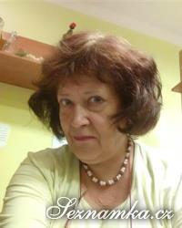 žena, 66 let, Frýdek-Místek