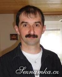 muž, 42 let, Velké Meziříčí