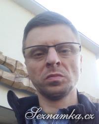 muž, 34 let, Praha