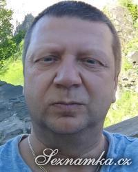 muž, 51 let, Přerov