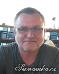 muž, 56 let, Hradec Králové