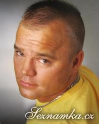 muž, 42 let, České Budějovice