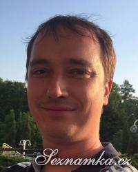 muž, 34 let, Opava