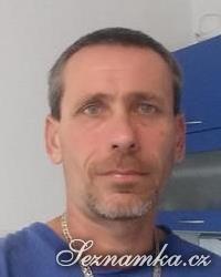 muž, 45 let, Čáslav