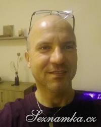 muž, 50 let, Karlovy Vary