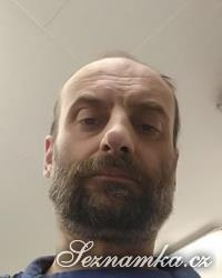 muž, 49 let, Ústí nad Orlicí