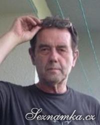 muž, 67 let, Olomouc