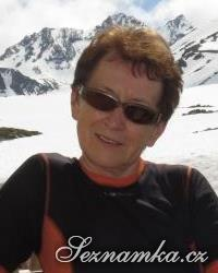 žena, 70 let, Hradec Králové