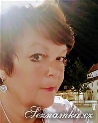 žena, 64 let, Strakonice