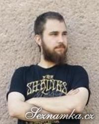 muž, 31 let, Chrudim