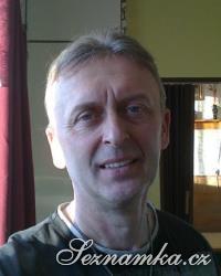 muž, 54 let, Hradec Králové