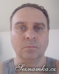 muž, 46 let, Hradec Králové