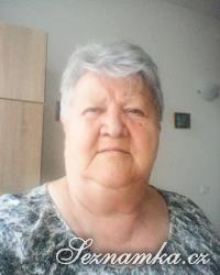žena, 72 let, Kroměříž