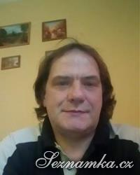 muž, 51 let, Děčín