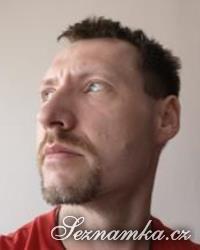 muž, 40 let, Český Krumlov