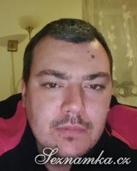 muž, 33 let, Rokycany