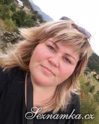 žena, 40 let, Jirkov