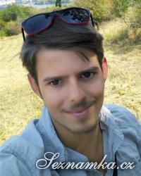muž, 24 let, Praha