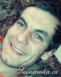 muž, 33 let, Chomutov