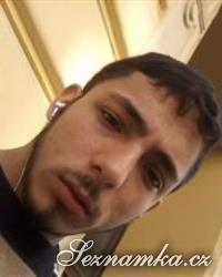muž, 20 let, Brno