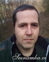 muž, 34 let, Frýdek-Místek