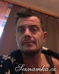 muž, 46 let, Třebíč