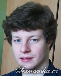 muž, 25 let, Praha