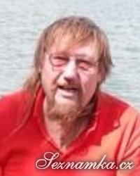 muž, 66 let, Praha