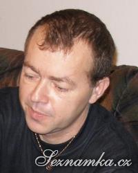 muž, 56 let, Louny